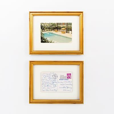 Framed Postcards in Richmond
