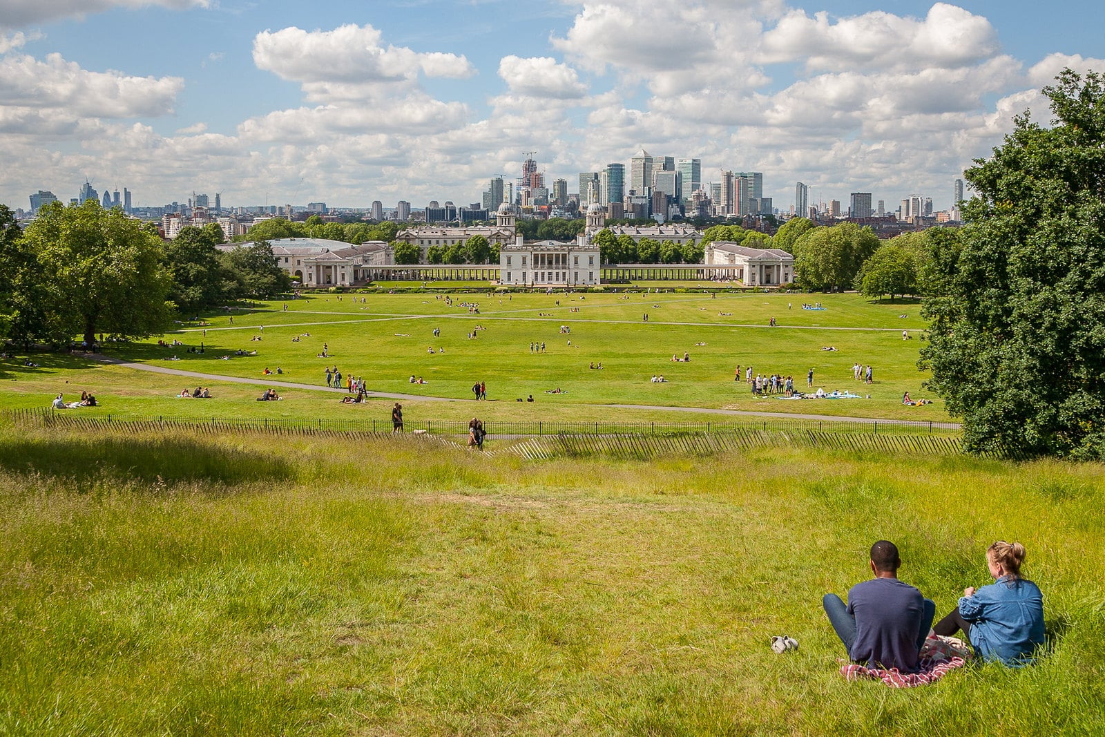 Greenwich is where to stay in London for idyllic serenity