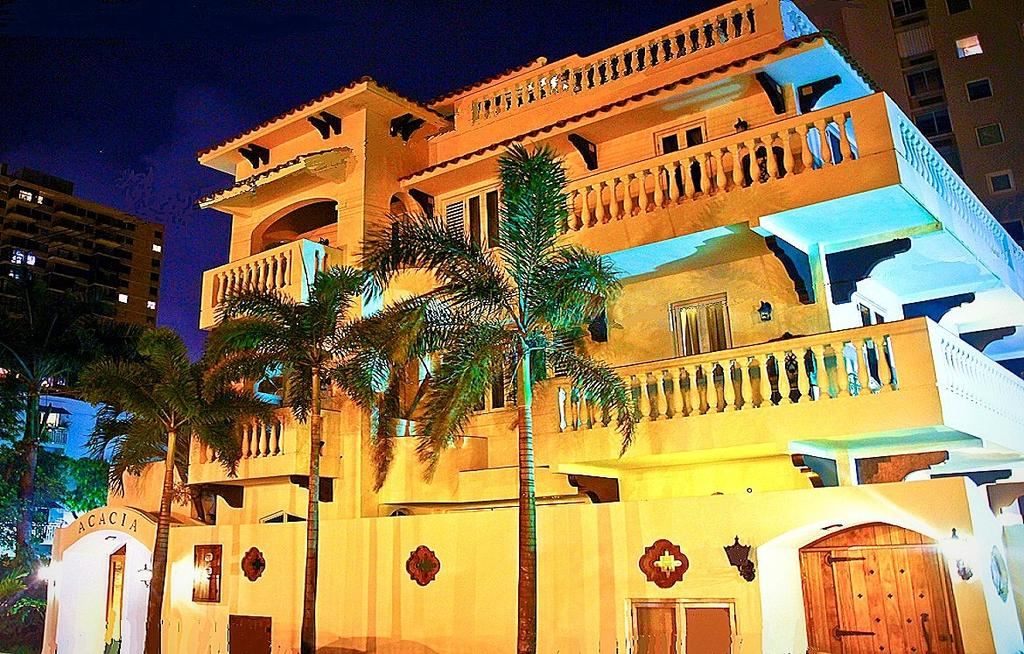 Acacia Boutique Hotel  is one of the many amazing San Juan Puerto Rico resorts