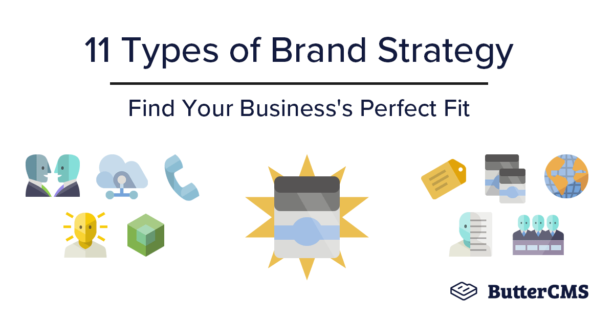 Types of Brand Strategy: Cover Image