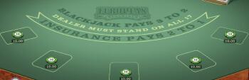 Jackpot City Casino - Blackjack