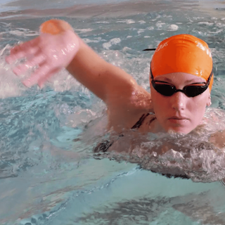 3 Swim Drills for Better Triathlon Sighting