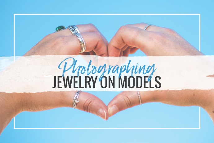 One way to take your jewelry business to the next level is to have your jewelry photographed on models. Read on to find out the benefits of modeled jewelry photos and how to make it happen.