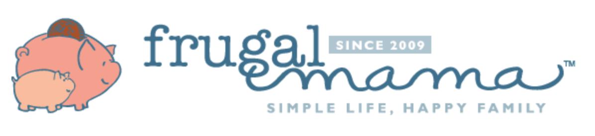 Frugal Mama logo