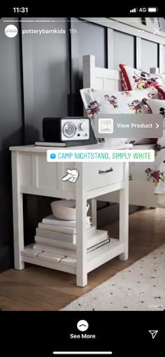 using Instagram Stories for shopping