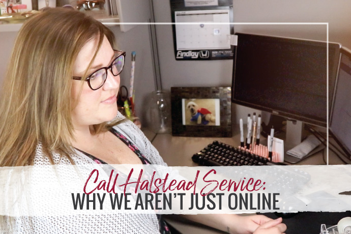 In this age of ecommerce, phone service still provides vital benefits. Let us help you problem solve for your jewelry business. Get bupplies fast!