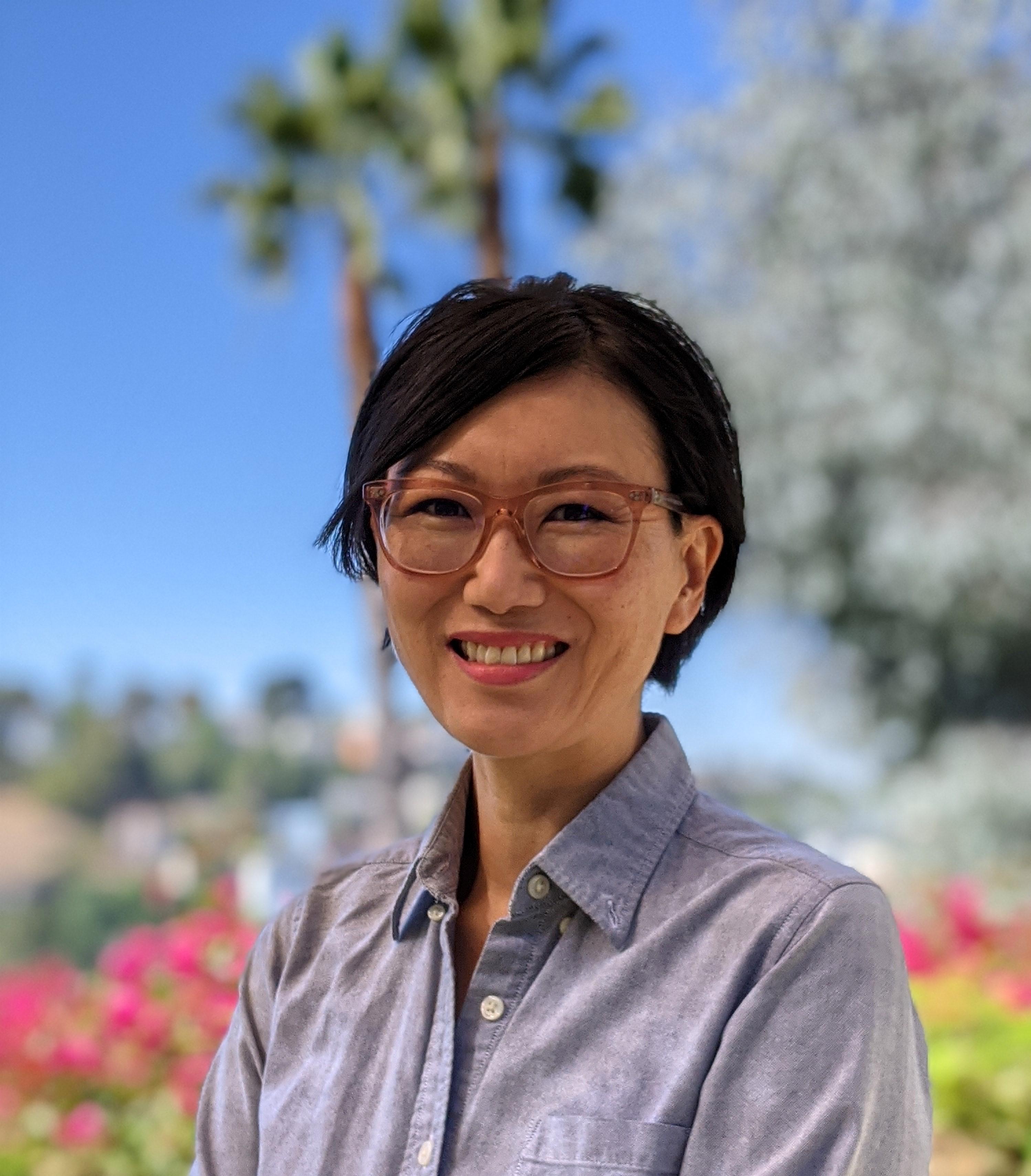 Headshot of Allison Kato