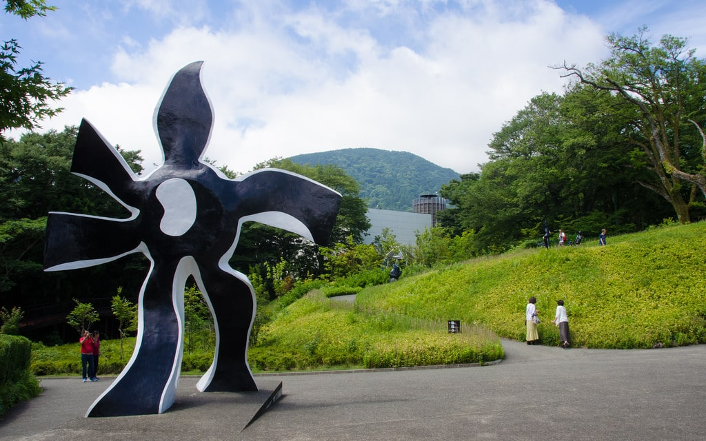Exploring the Open Air Museum is one of the things to do in Hakone