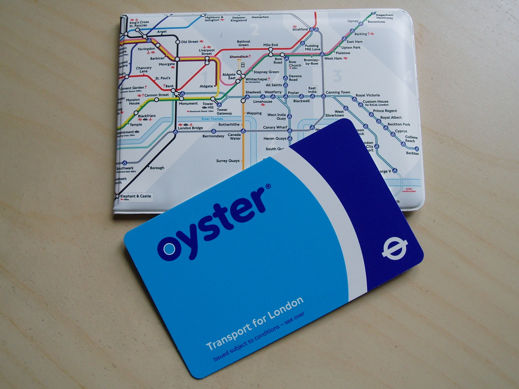 As you navigate London transportation, know how to pay