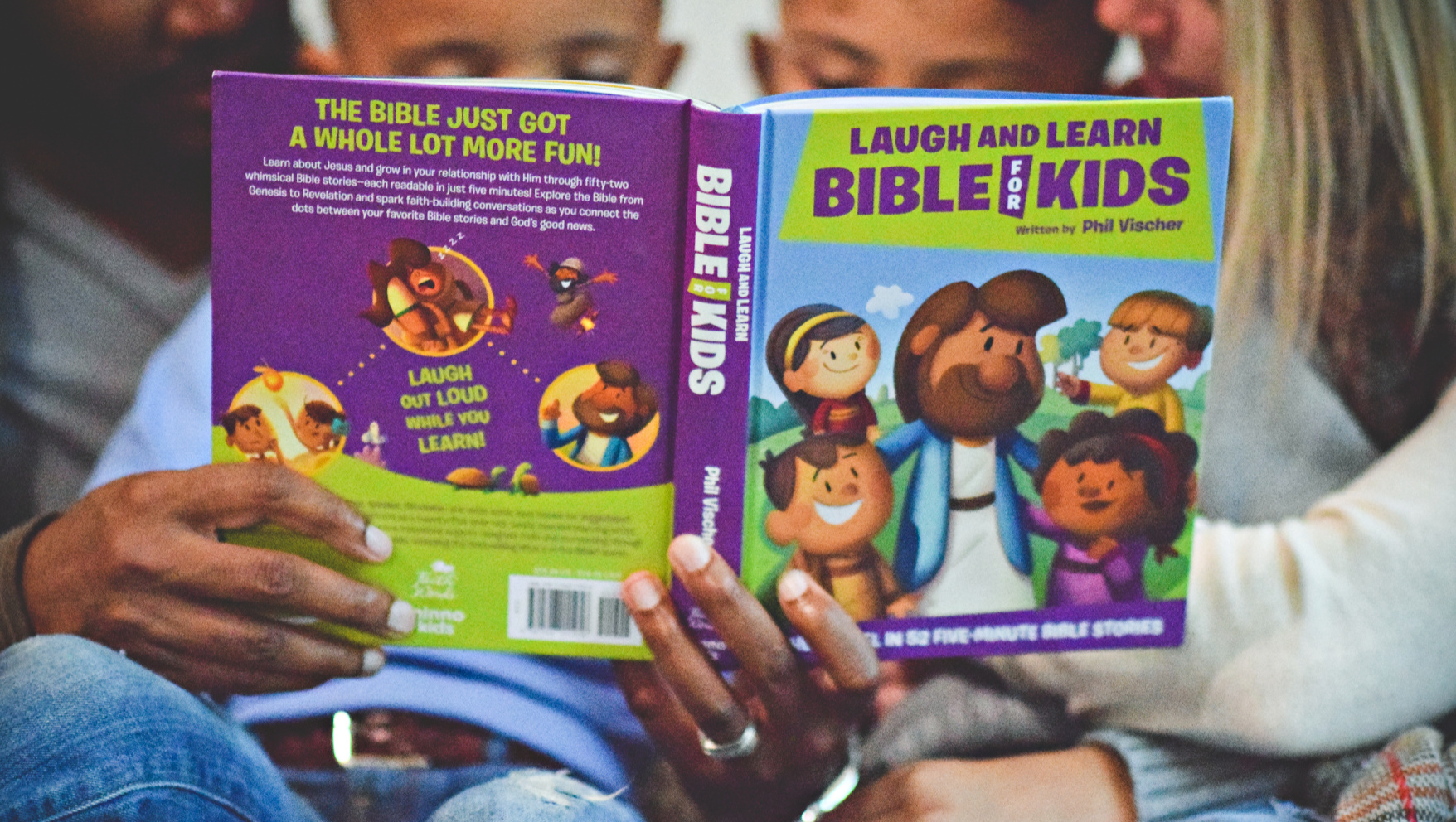 One-Year Bible Reading Plan for Kids and Families