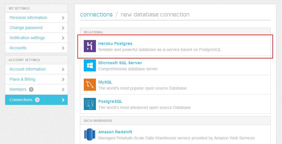 Data Integration on the Cloud with Heroku PostgreSQL and Xplenty