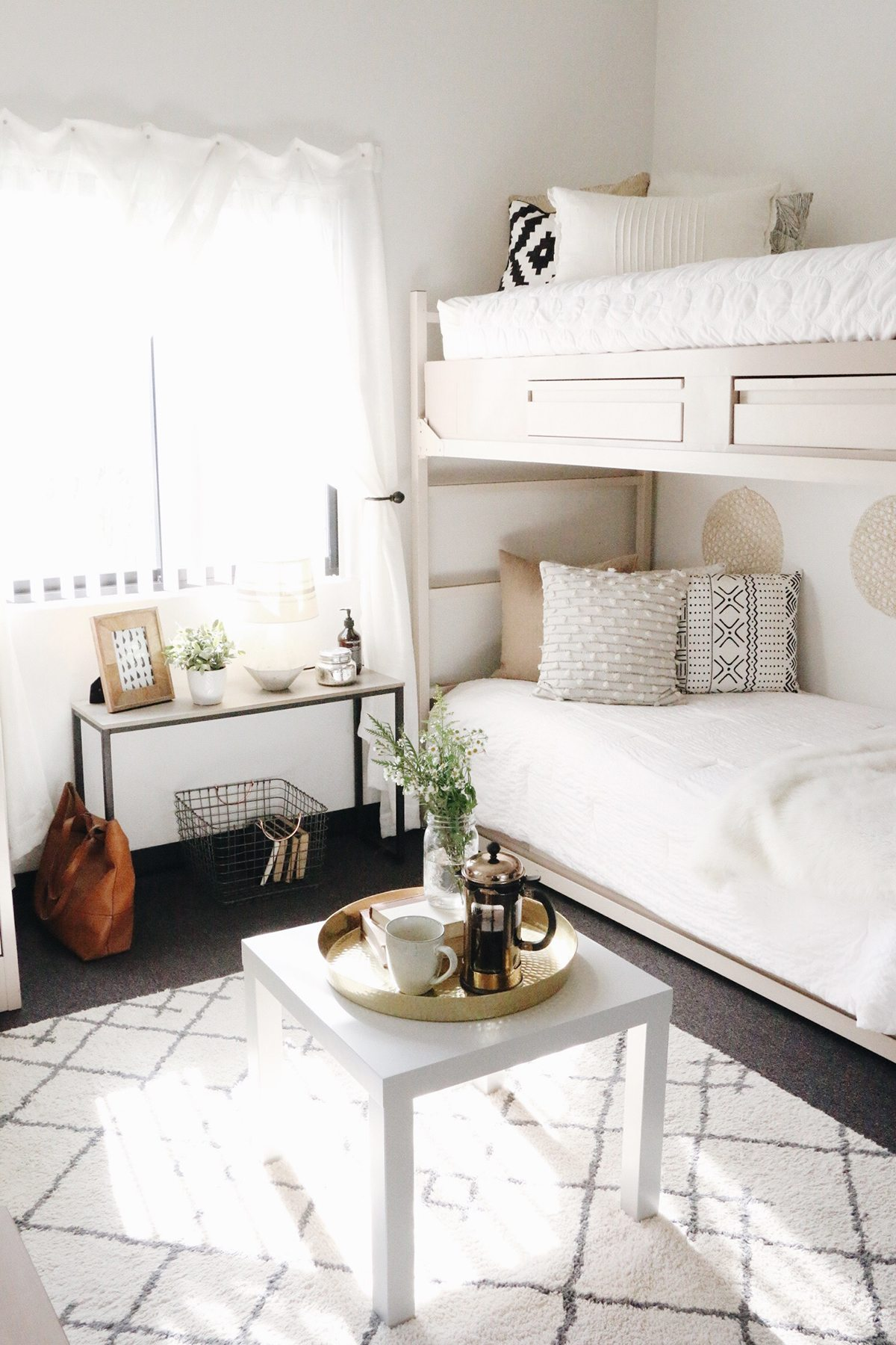 Dorm To Dream Room In Four Easy Steps