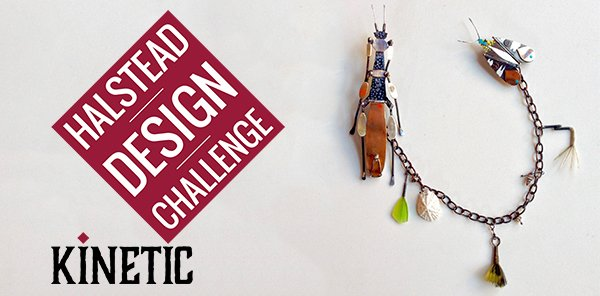 The inaugural Halstead Design Challenge: Kinetic results are in! See the winning brooches and runners up from this innovative jewelry exhibition.