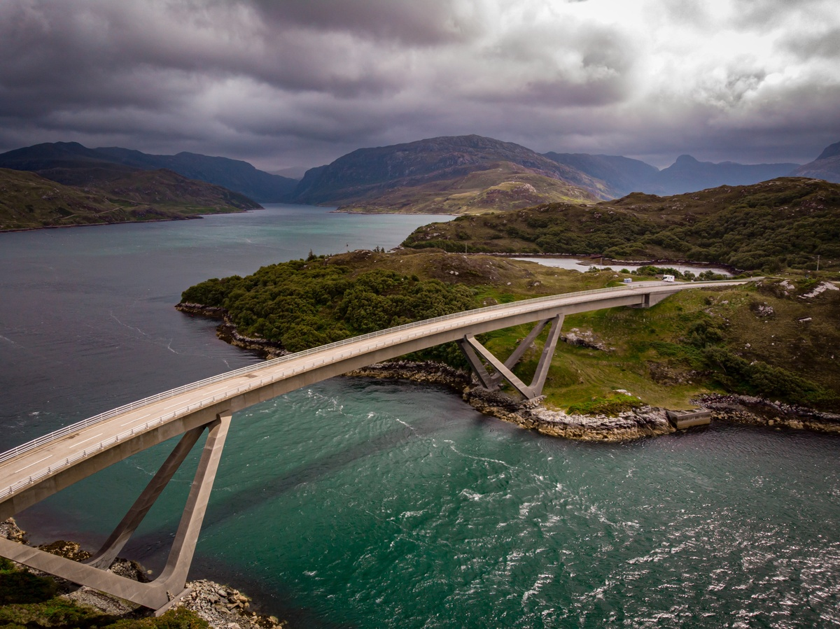 Top 5 Most Scenic Driving Routes in Scotland Featured Image