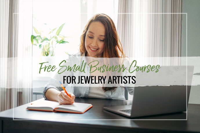 There are a variety of services available to small jewelry businesses. We're taking a look at some of the services and courses for small businesses.