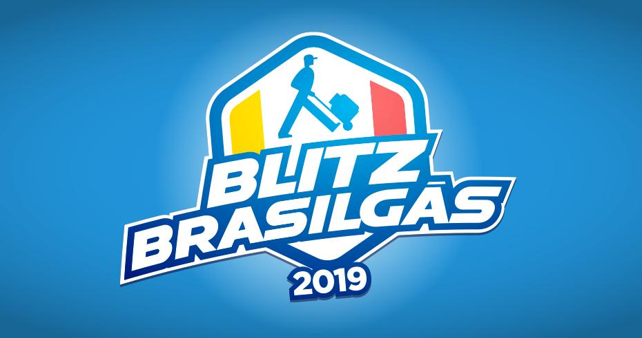 Blitz Brasilgás 2019