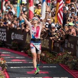 Lucy's Podium Finish at Kona
