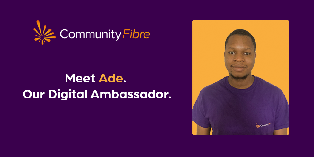 Meet our Digital Ambassadors: Ade Eletu