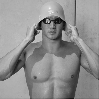 Olympic swimmer Nathan Adrian