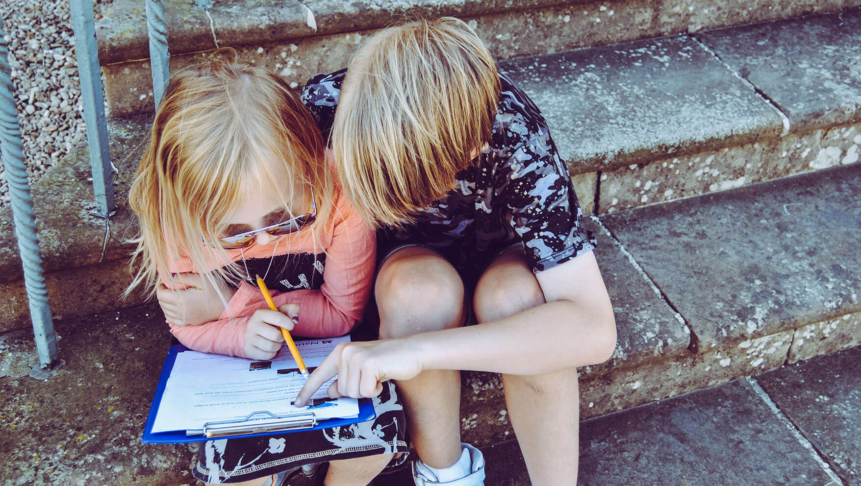 What to Do About Homework If You Homeschool