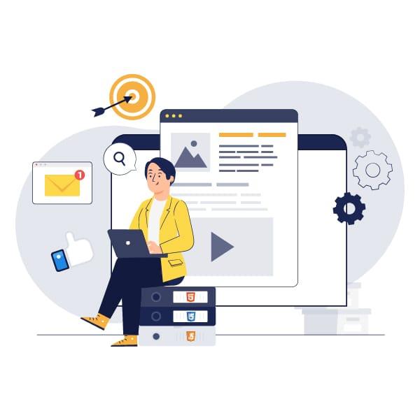 Illustration: Free content marketing tools