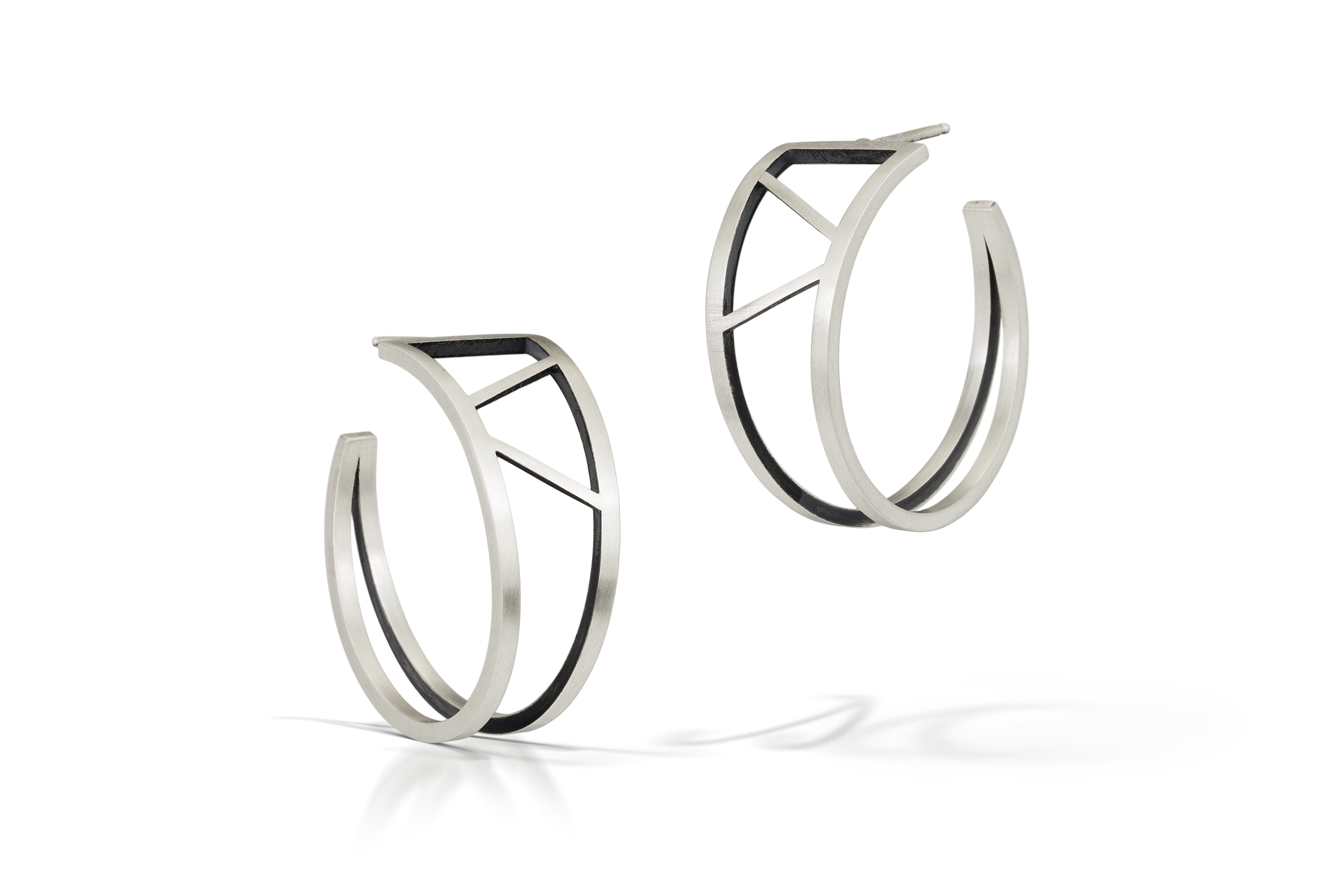 Earrings by Emily Shaffer Studio