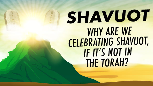 Shavuot holiday meaning