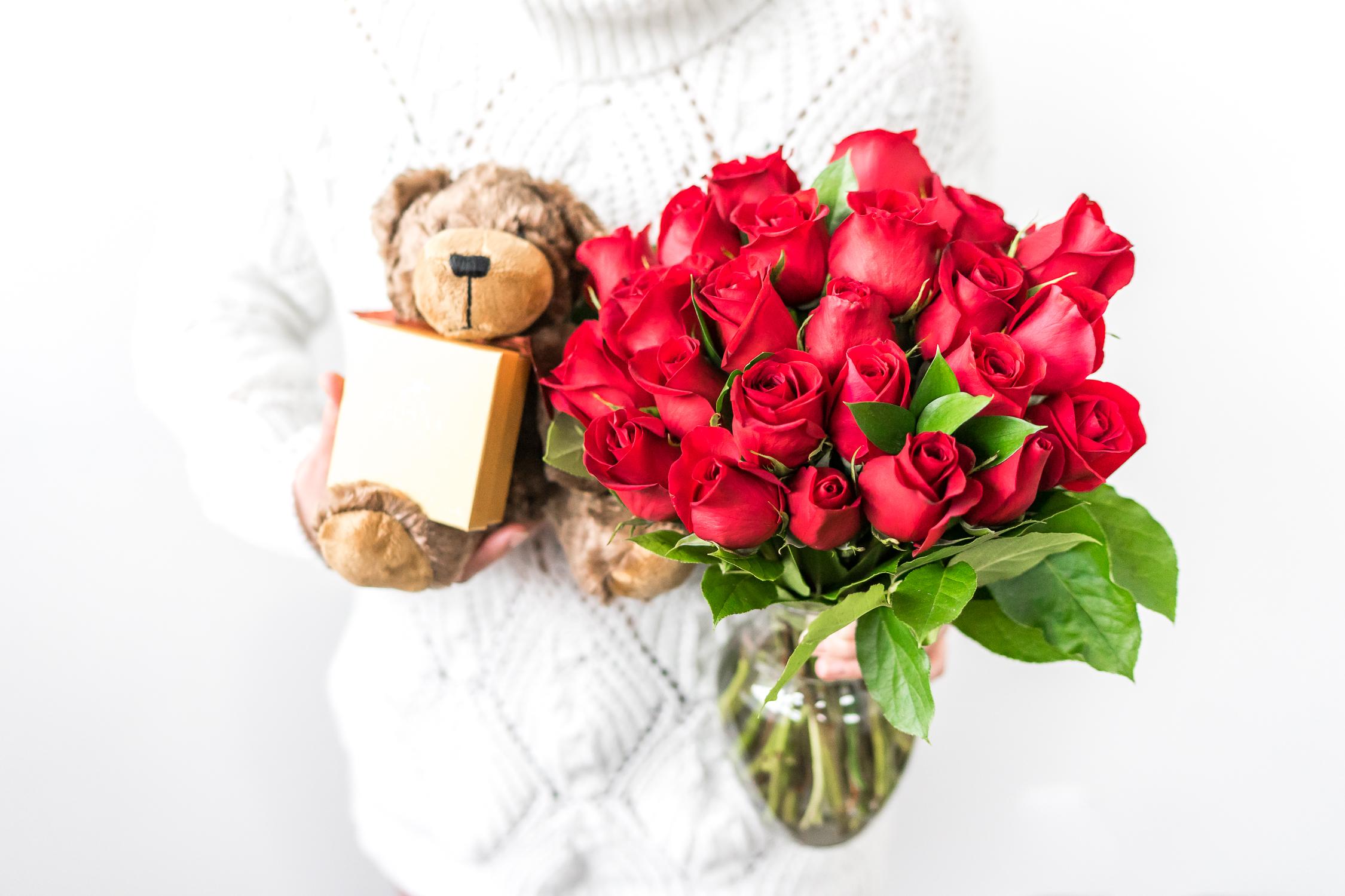 What Valentine's Flowers Do I Send?