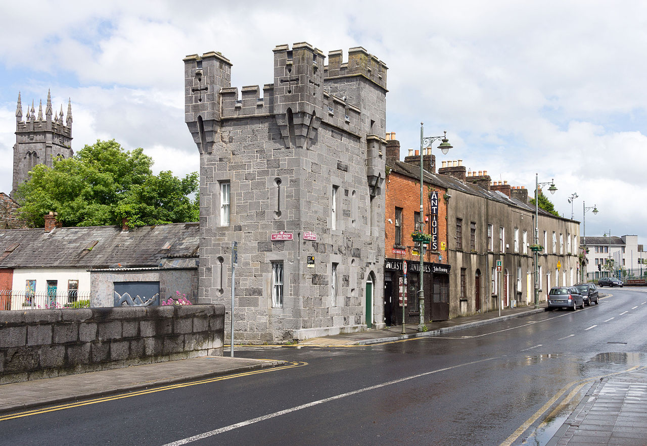 Lovely Limerick is one of the best places to stay in Ireland