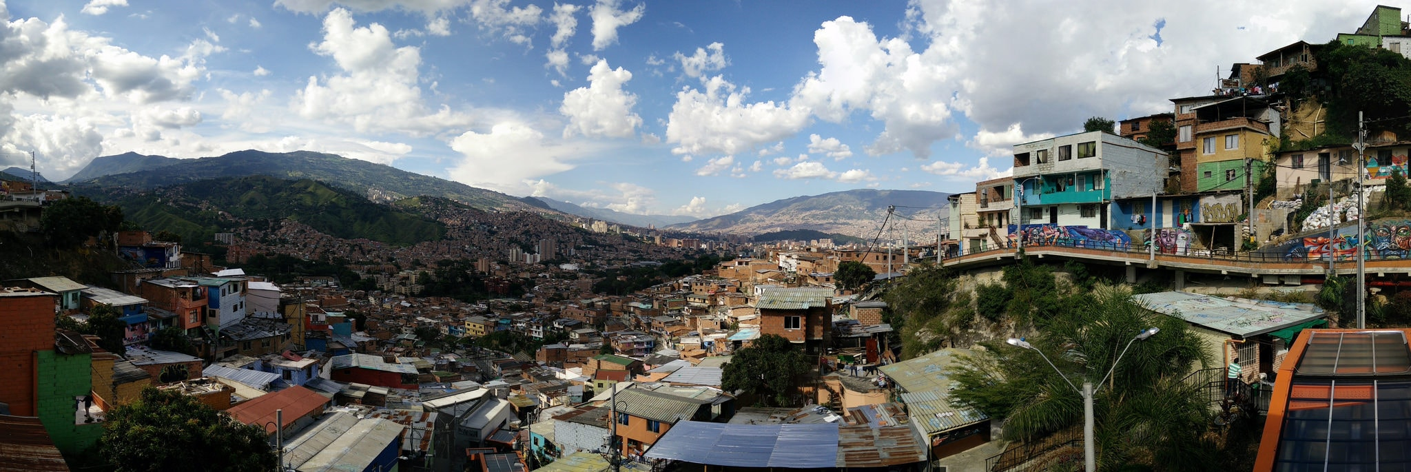 Comuna 13 Medellin things to do in Colombia