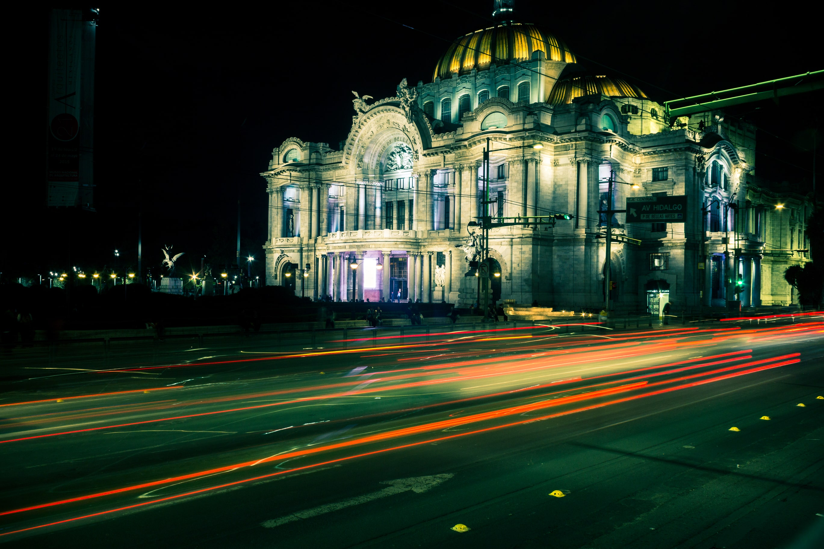 Palacio Bella Artes is one of the best Mexico City attractions