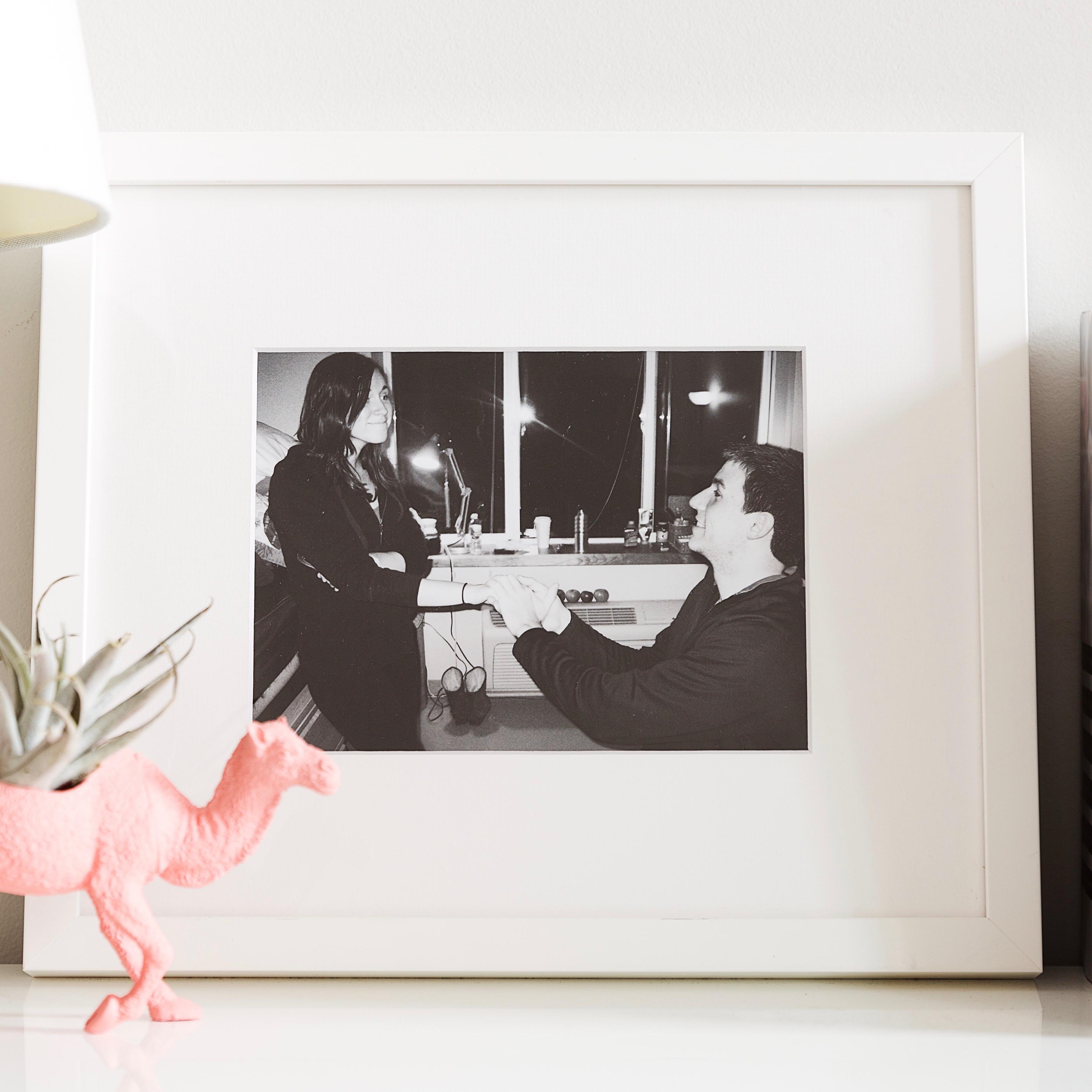 How Big To Print Your Wedding Photos