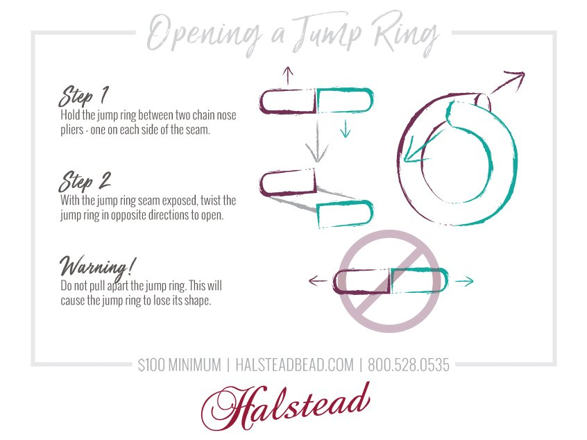 Jump Rings: Shop 150 Options - Halstead