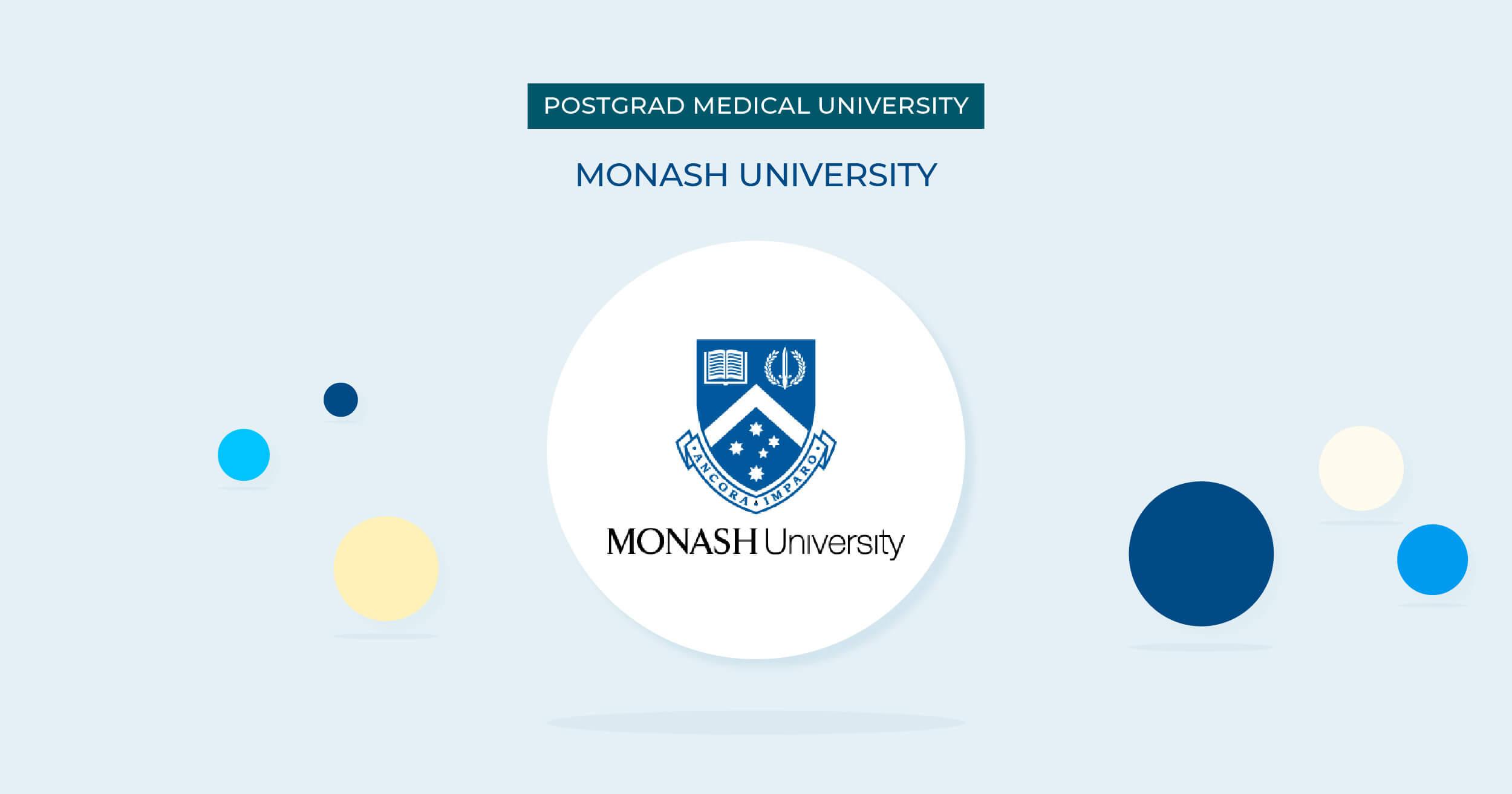 monash university medical interview