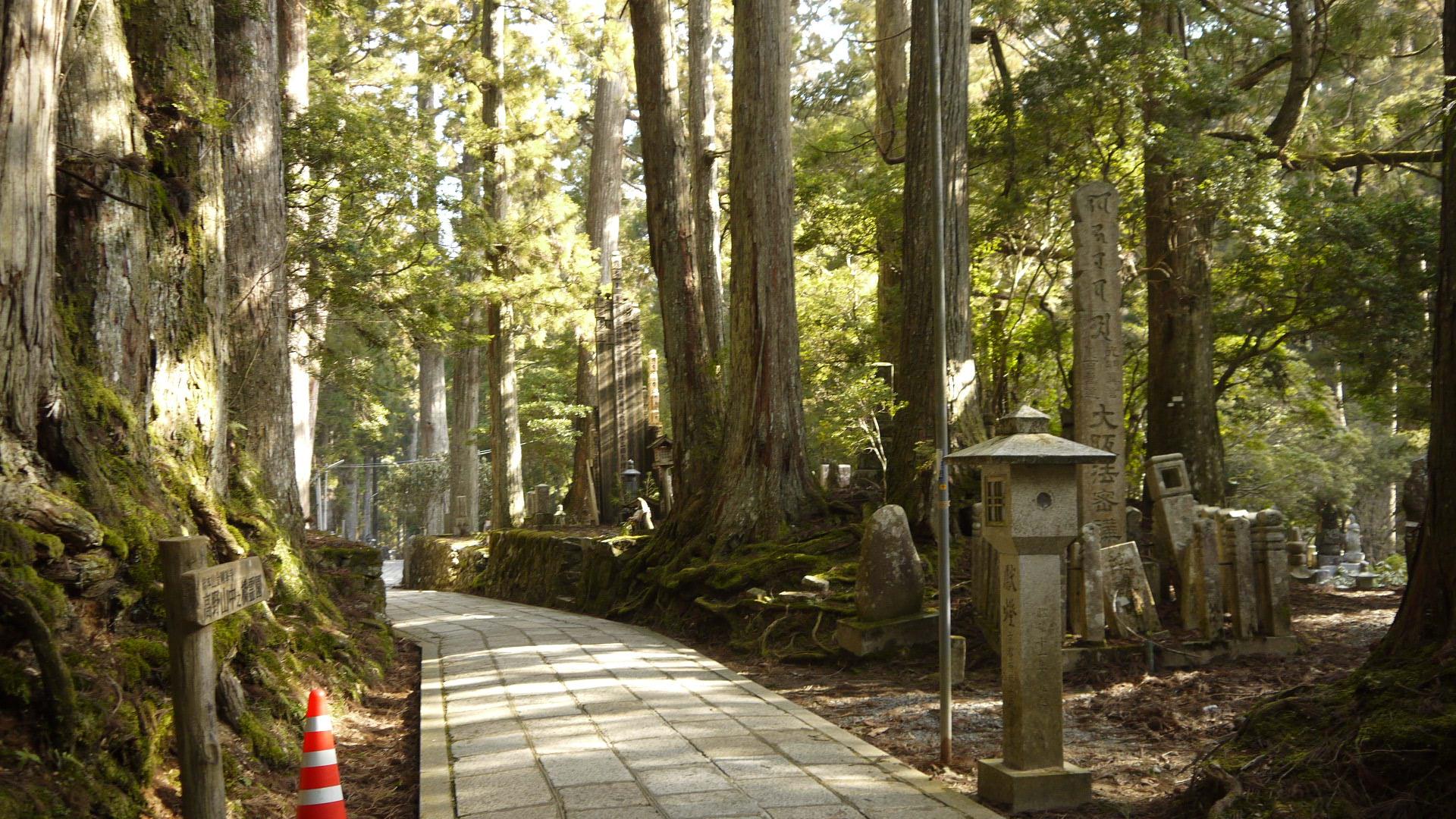 Mount Koya Japan