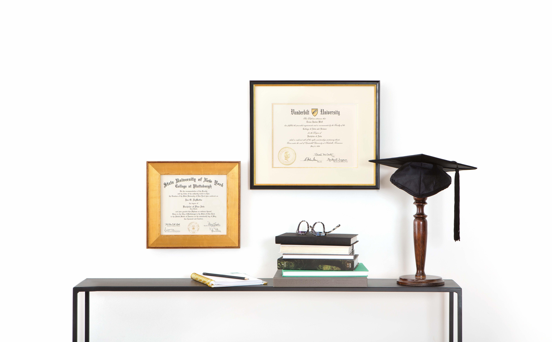 How To Frame Your Diploma | Framebridge