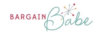 Bargain Babe logo