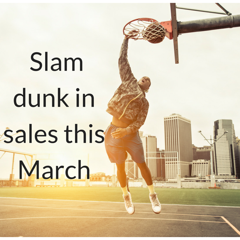 March Madness Is Upon Us - Is Your Business Ready?