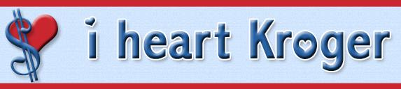 I Heart Kroger logo