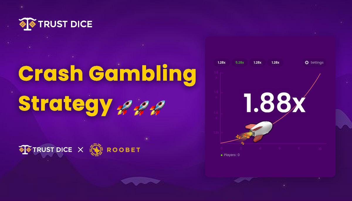 Roobet Crash Gambling Strategy