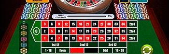 Wild Casino European Roulette
