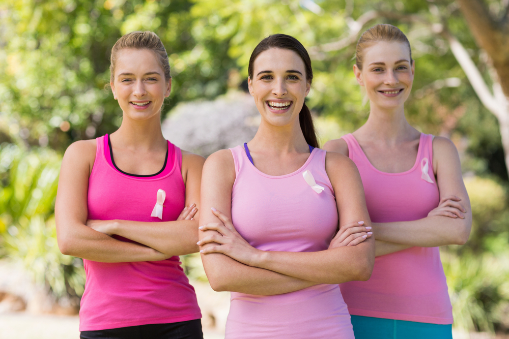 signs of breast cancer in women - survivors