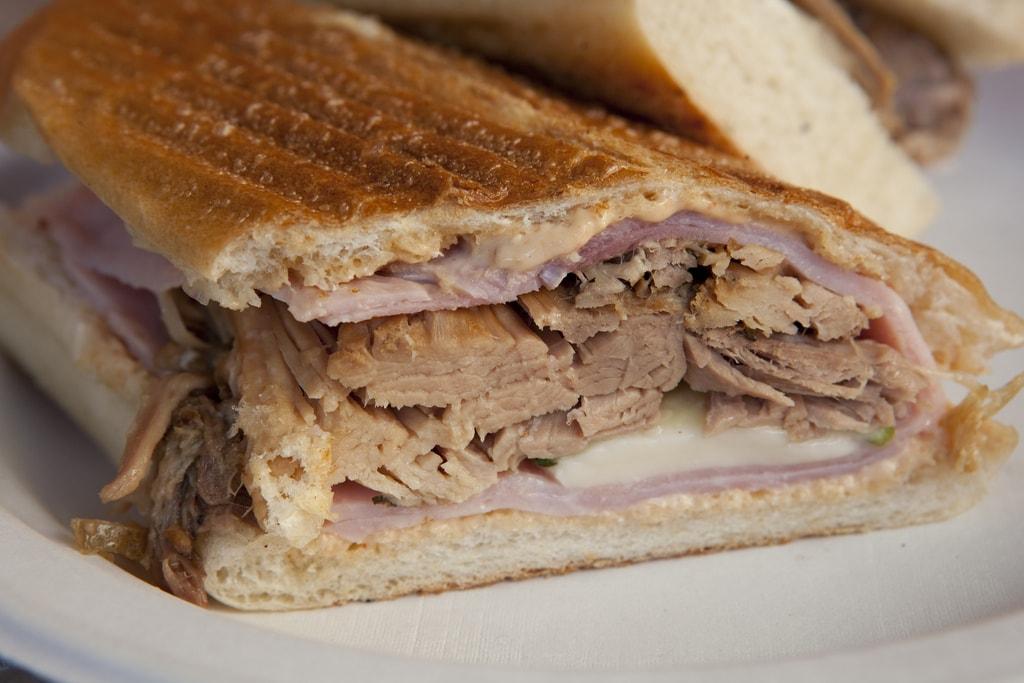 food in Cuba Cuban sandwich
