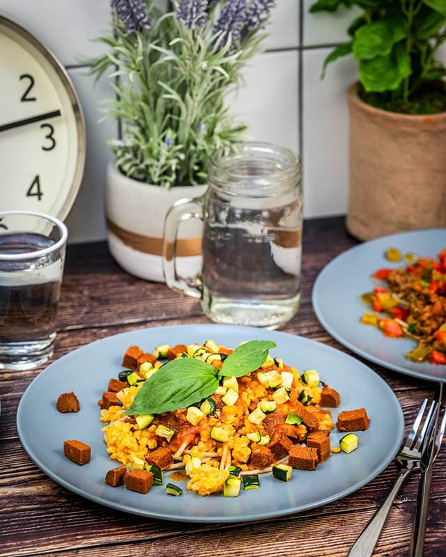 Ready cooked meals delivered to your door in London by Vanda's Kitchen