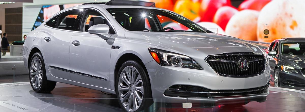 Buick LaCrosse 2018: características, tecnología y seguridad