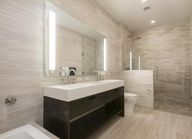 Tribeca Apartment Bathroom