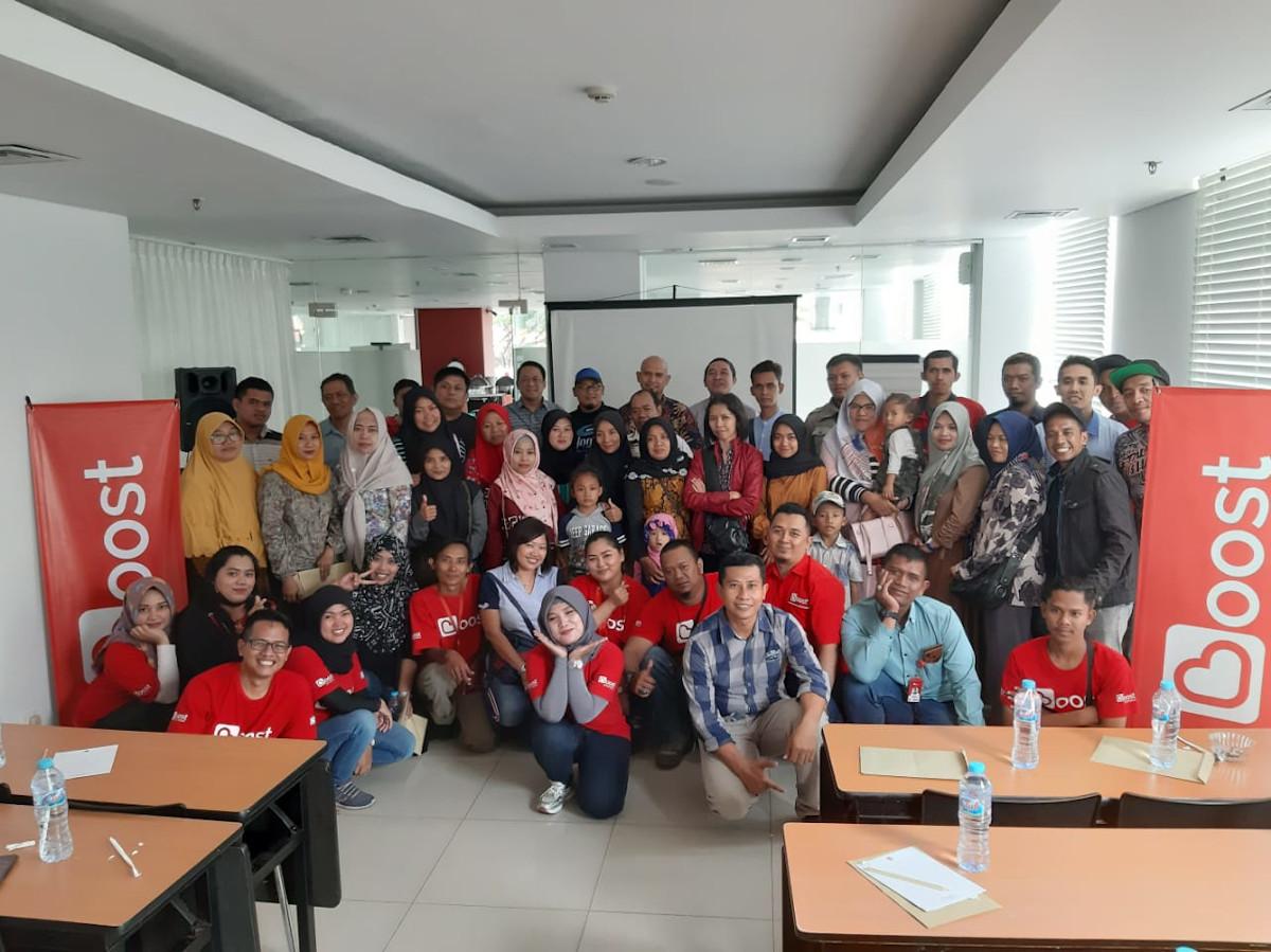 Merchant Gathering Part 2: Malang