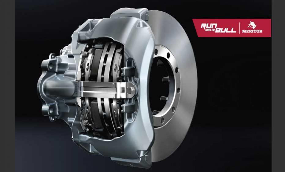 Meritor Brakes and Parts for Heavy Duty Trucks