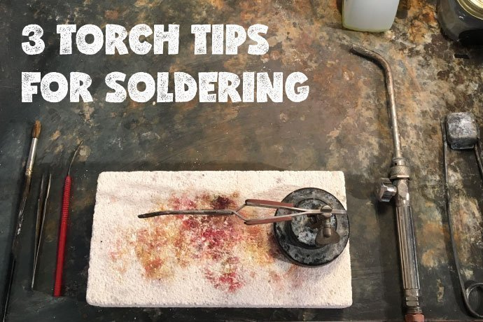 This article includes three awesome torch tips to help you with your soldering skills. There's also a section on maintaining your torch tip, as well.