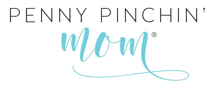 penny pinching mom logo